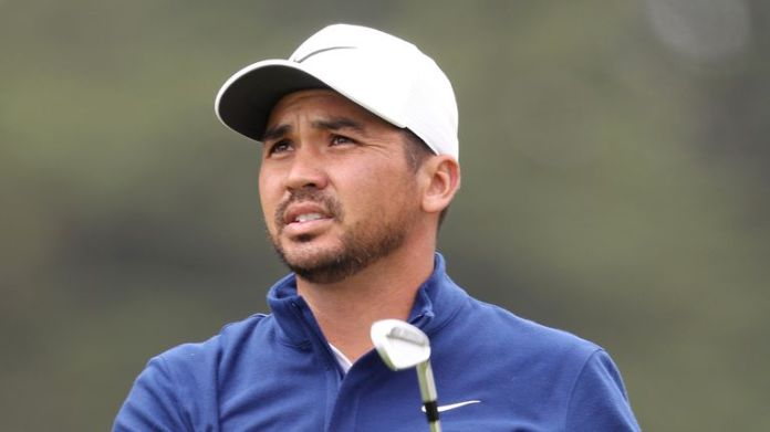 Jason Day heads in to the final round three strokes off the lead
