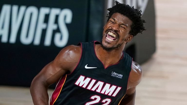 Jimmy Butler takes responsibility for Miami Heat in Game 1 win ...
