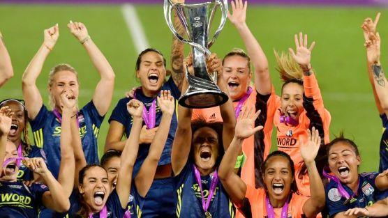 Lyon have won another Women's Champions League title