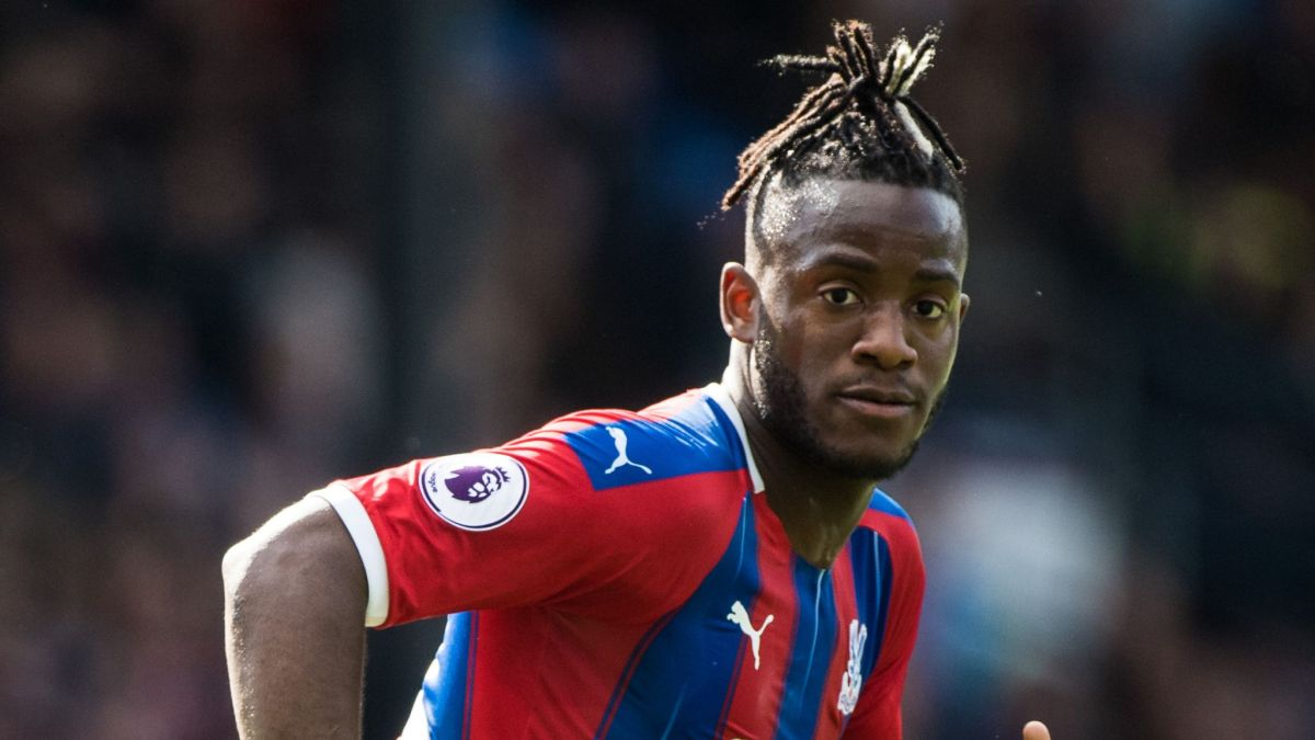 Michy Batshuayi returns to Crystal Palace on season-long loan from Chelsea  | Football News | Sky Sports