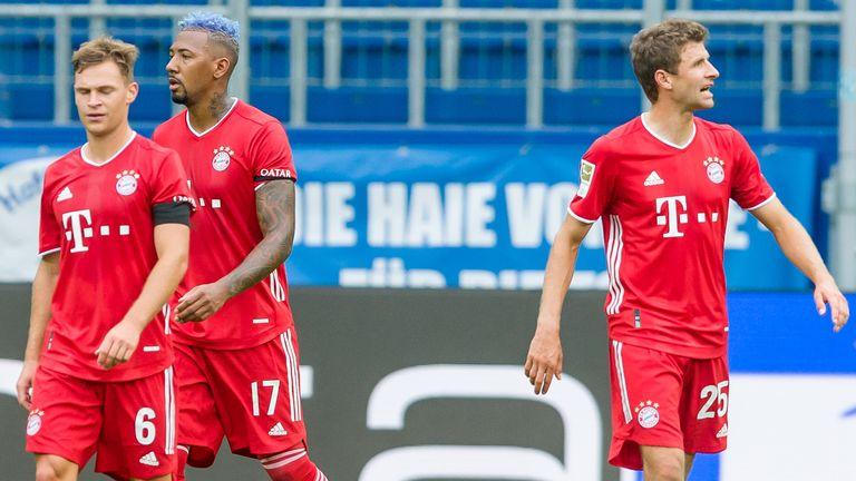 El Bayern de Múnich cayó 4-1 ante el Hoffenheim en la Bundesliga