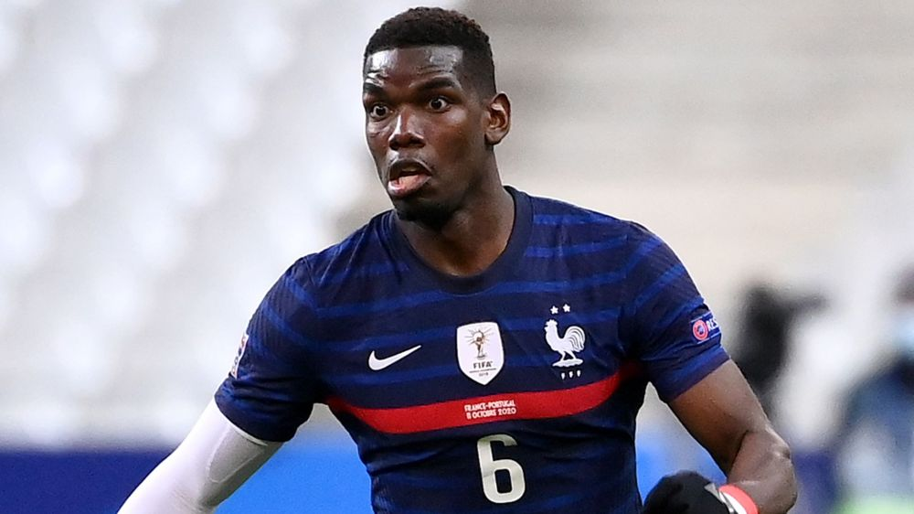 Paul Pogba: Man Utd midfielder 'angry and appalled' over reports he quit  France team | Football News | Sky Sports