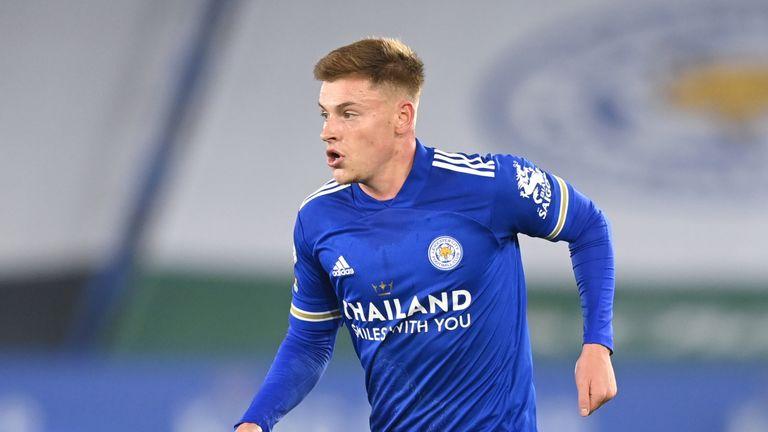 Leicester 3-0 Zorya Luhansk: Harvey Barnes inspires Foxes to comfortable  Europa League win | Football News | Sky Sports
