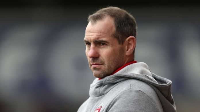 Ian Watson has left Salford Red Devils with immediate effect