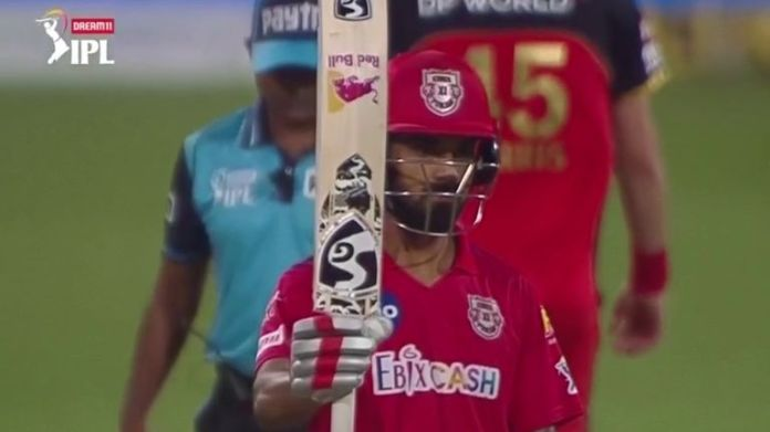 Kings XI Punjab skipper celebrates 50 years for fifth time in this year's IPL