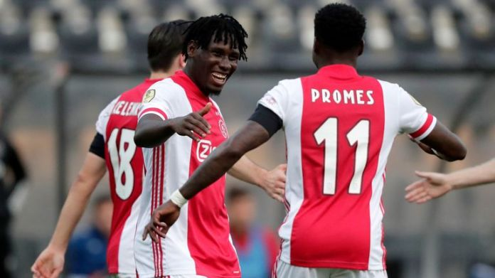 VVV-Venlo 0 - 13 Ajax - Match Report & Highlights