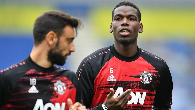 Смогут ли Бруно Фернандес и Поль Погба играть вместе в полузащите «Манчестер Юнайтед»?