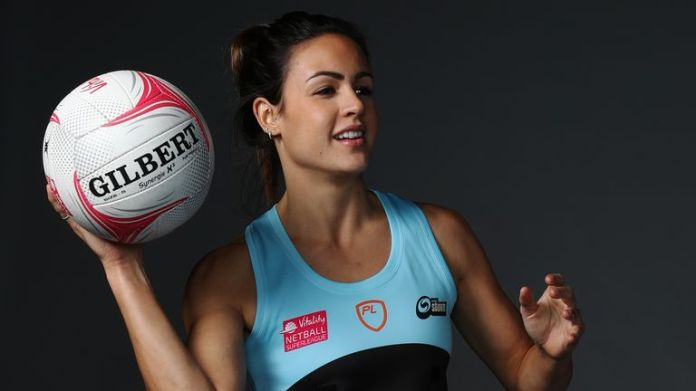 England's Yasmin Parsons is back for another season with Surrey Storm as one of the franchise's first two signings for 2020