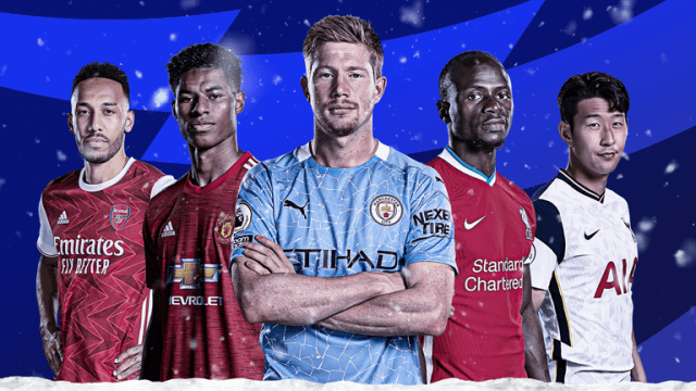 Premier League games live on Sky Sports in December | Football News | Sky  Sports