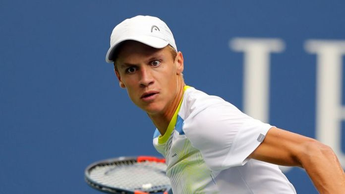 Jonas Forejtek was making his ATP Tour main draw debut