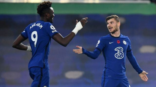 Tammy Abraham, Olivier Giroud or Timo Werner - who should be Chelsea's  central striker?   Football News   Sky Sports