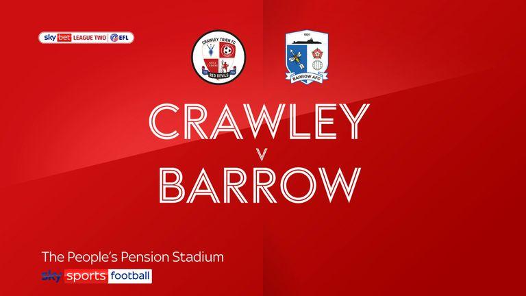 Crawley Barrow