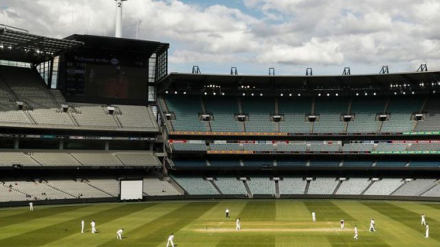 The MCG could host the third Test between Australia and India because of new COVID-19 concerns in Sydney