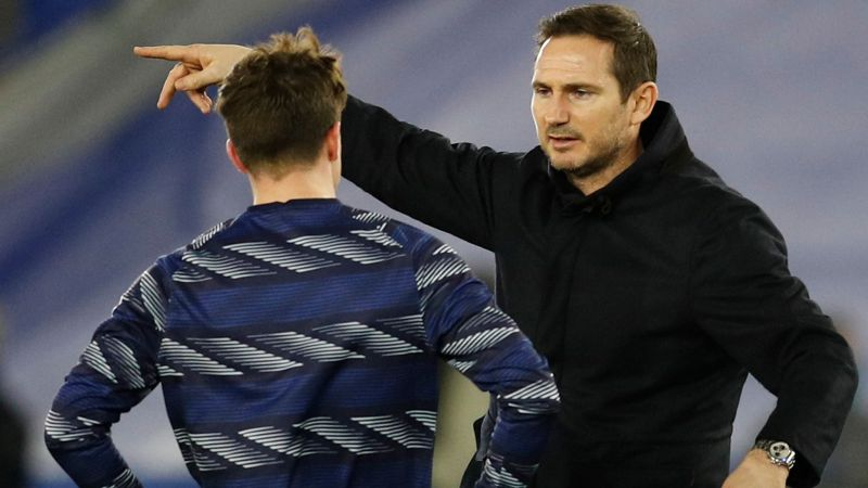 Frank Lampard feeling pressure after Chelsea's defeat to Leicester - what  is Blues' style? | Football News | Sky Sports