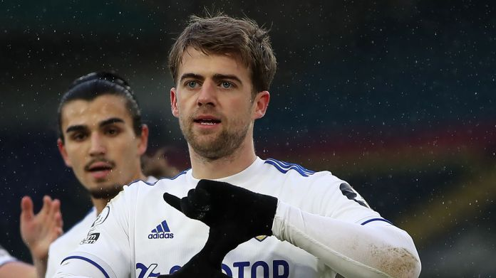 Patrick Bamford: Leeds forward donates £5k to primary school for remote learning   Football News   Sky Sports