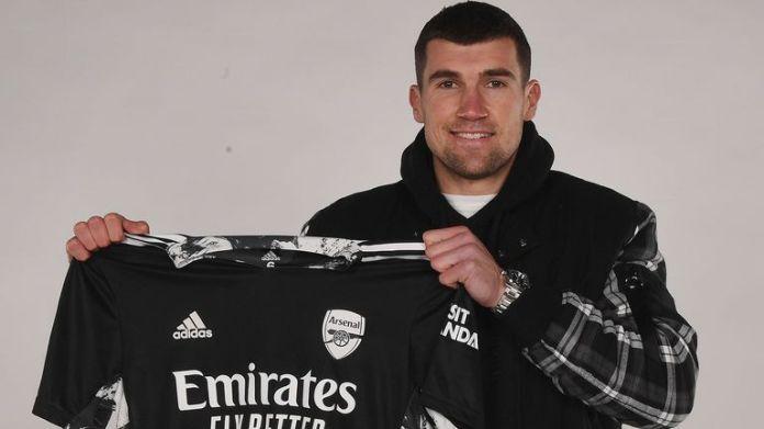 Mat Ryan: Arsenal sign Brighton goalkeeper on loan | Football News | Sky  Sports