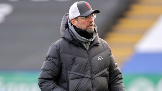 """Jurgen Klopp: Liverpool manager insists he is """"full of energy"""" and does not need a break from football 