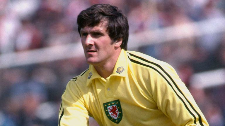 Dai Davies earned 52 caps for Wales