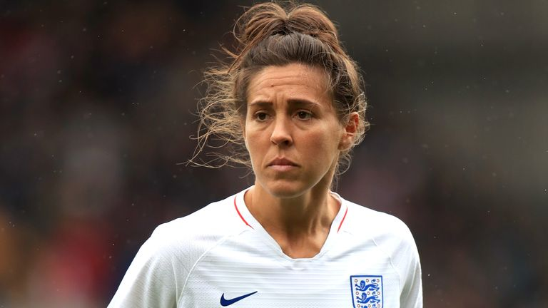 Fara Williams is England Women's most-capped player