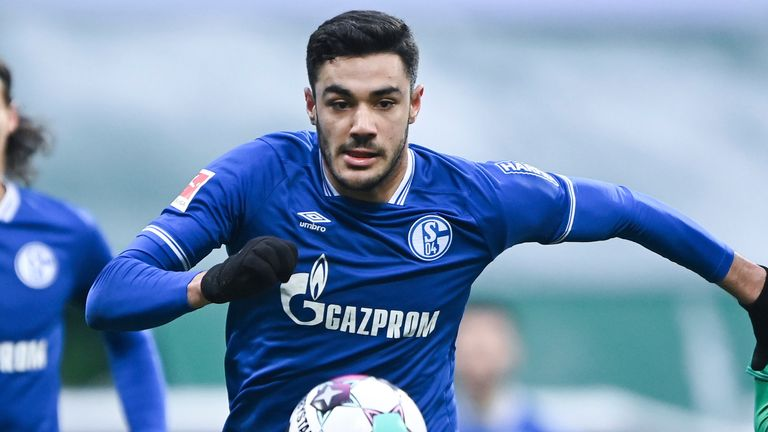 Ozan Kabak transfer: Liverpool racing to agree deal for Schalke centre-back  | Football News | Sky Sports
