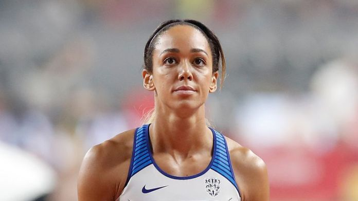 Katarina Johnson-Thompson is currently out with an Achilles problem