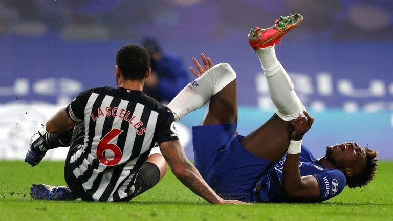 Chelsea Boss Thomas Tuchel Sad With Reckless Sort Out On Tammy Abraham In Newcastle Victory Football News