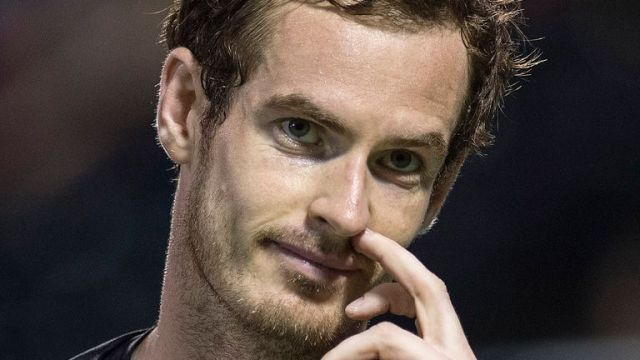 Andy Murray will take on Lloyd Harris at the Miami Open (picture courtesy of hoo-me / MediaPunch/IPX)