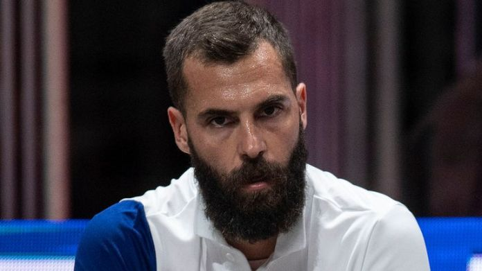 Benoit Paire has a reputation for causing controversy on and off the court