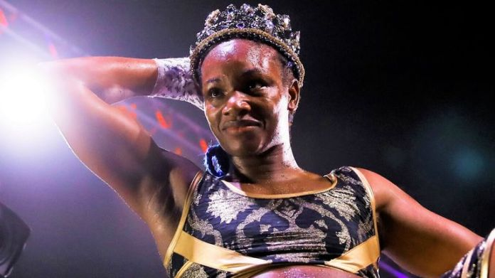 Claressa Shields is targeting an historic triumph this weekend