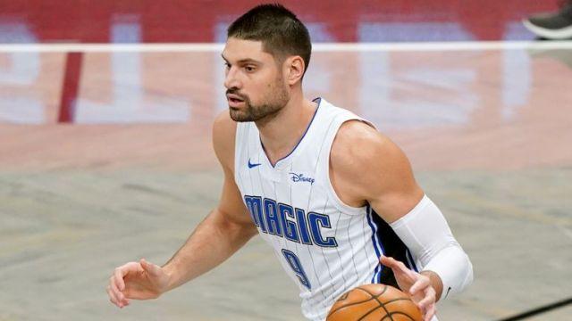 Orlando Magic trade Nikola Vucevic to Chicago Bulls   NBA News   Sky Sports