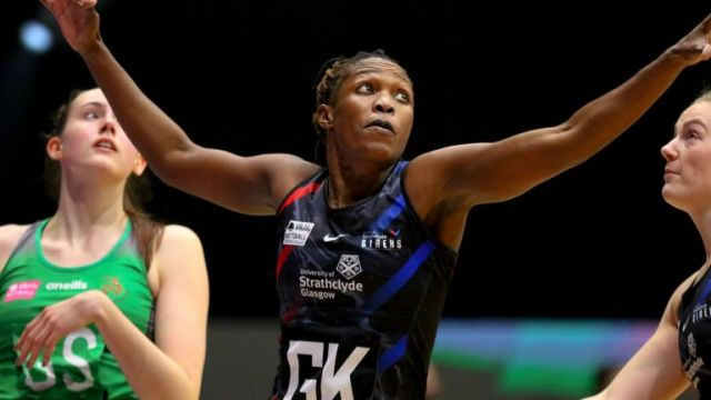 Towera Vinkhumbo has made a huge impact for Sirens this year (Image: Ben Lumley)