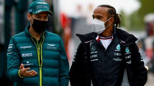 Lewis Hamilton and Sebastian Vettel: F1 rivals for favorite rivalries, animals and Max Verstappen