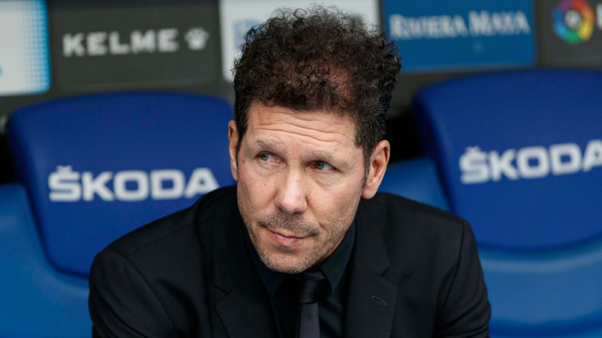 Diego Simeone: Atletico Madrid coach signs new three-year deal to remain in  charge as head coach | Football News | Sky Sports