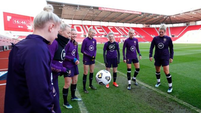 England Women will host Canada at Stoke's bet365 Stadium in Tuesday
