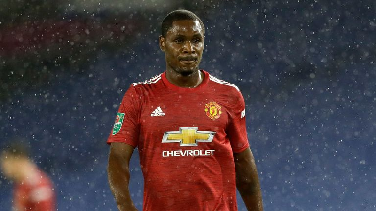 Odion Ighalo also became the first Nigerian to play for Manchester United after signing from Shanghai Shenhua