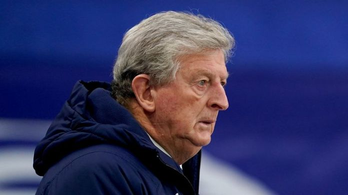 File photo dated 02-01-2021 of Crystal Palace manager Roy Hodgson prior to the beginning of the Premier League match at Selhurst Park, London. Issue date: Friday March 12, 2021.