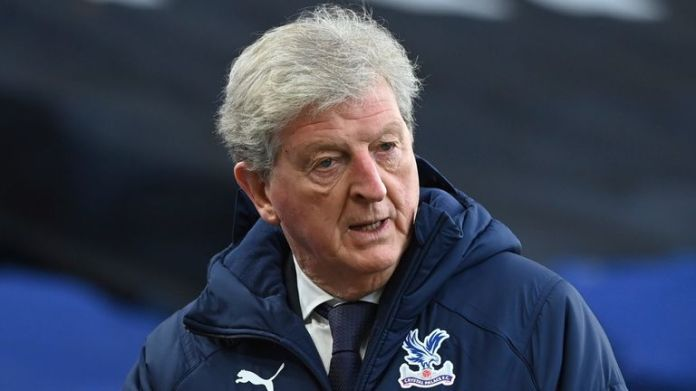 Roy Hodgson has instructed Michy Batshuayi to be more careful with his choice of words concerning the amount of playing time he has received this term