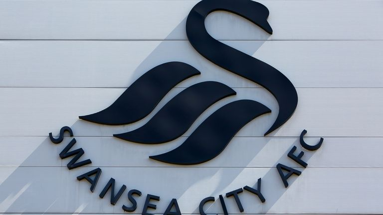Swansea City's players and staff will not use social media for a week to highlight racial abuse in online platforms.