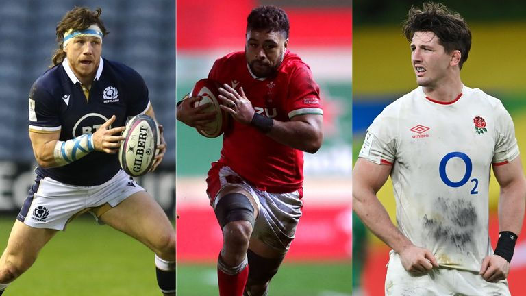 Hamish Watson, Taulupe Faletau and Tom Curry are in the frame. Below, we look at the back-row options for the Lions...