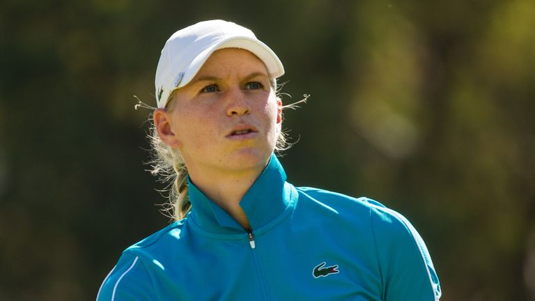 Camille Chevalier has become a Sustainable Golf Champion for the Ladies European Tour