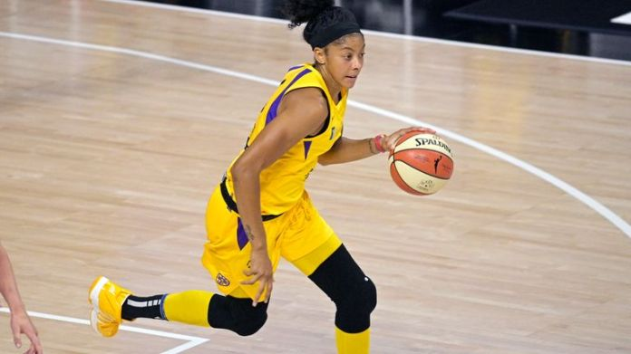 Candace Parker has swapped Los Angeles for Chicago during the off-season and her debut is one of a host of live games from the WNBA on Sky Sports this season