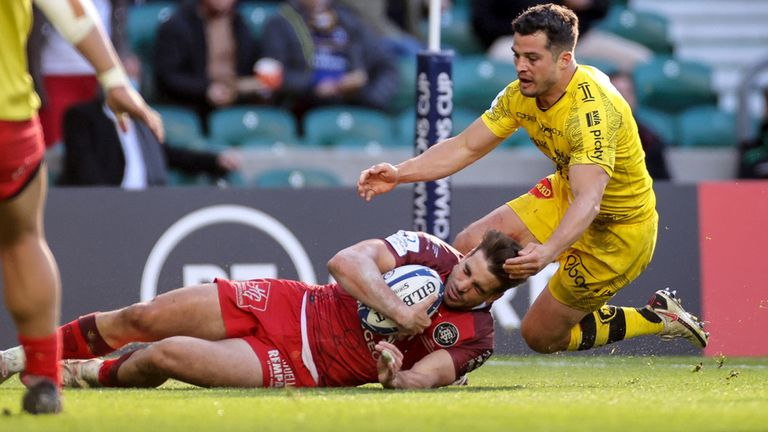 Mallia's try ultimately turned the final towards a Toulouse victory
