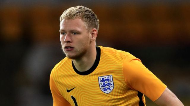 England and Sheffield United goalkeeper Aaron Ramsdale