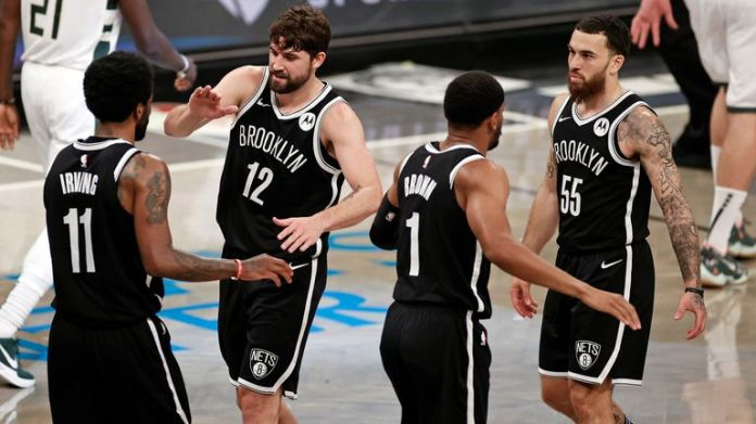 The Nets are looking to return to the NBA finals for the first time since 2002-03. (AP)