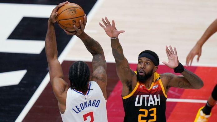 NBA: Jazz v Clippers