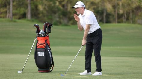 Michael Bannon's coaching played a key role in Rory's development