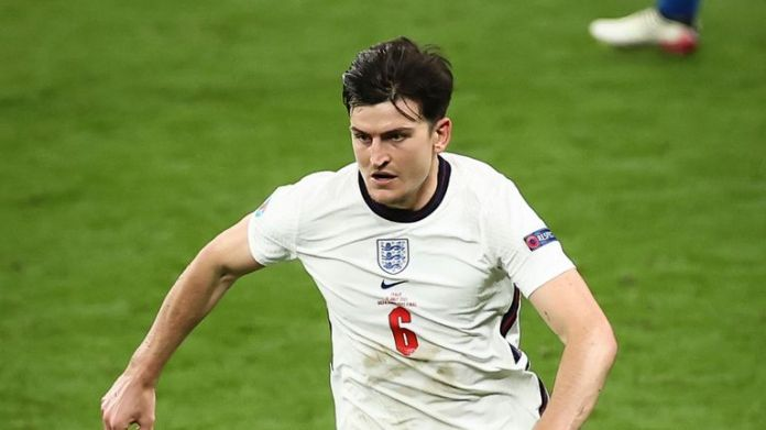 AP - Harry Maguire