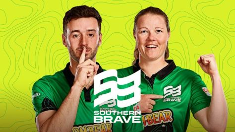 James Vince and Anya Shrubsole are part of Southern Brave for The Hundred