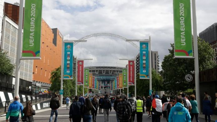 AP - Wembley