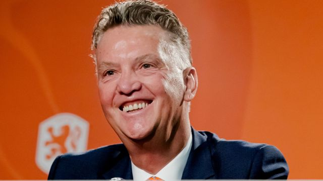 Louis van Gaal: Netherlands manager says he would have appointed himself  and asks 'who else but me?' | Football News | Sky Sports